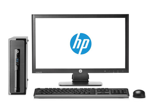 HP ProDesk 400 G1 SFF - 2