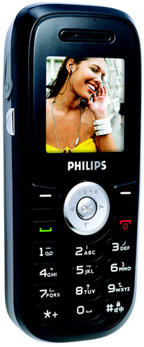 Philips CTS660BLK - 1