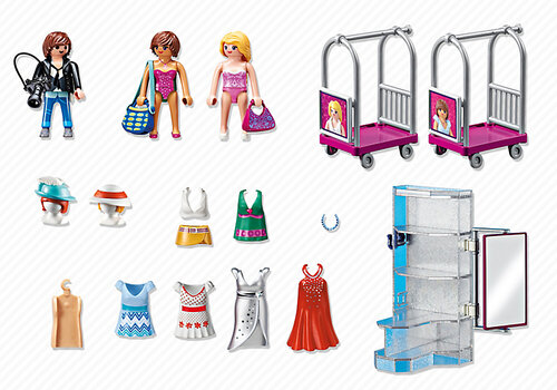 Playmobil City Life Fashion Photoshoot 6149 #3