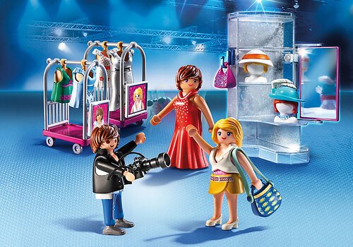 Playmobil City Life Fashion Photoshoot 6149 #4