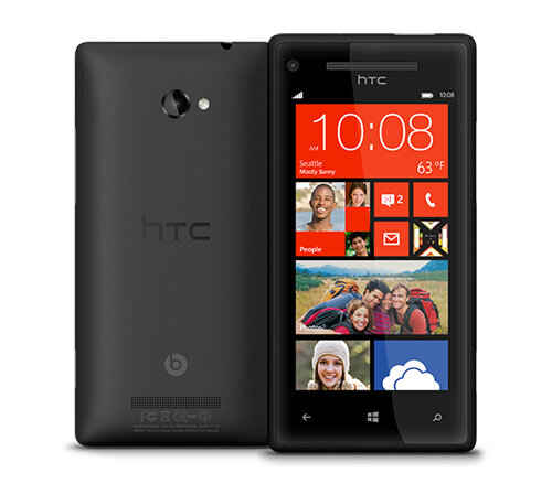 HTC Windows Phone 8X - 1