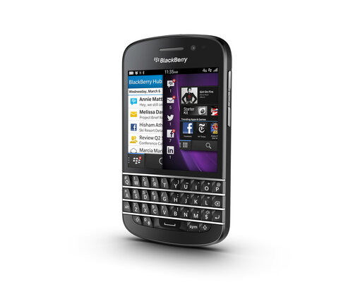 BlackBerry Q10 - 5