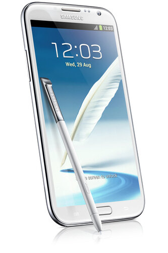 Samsung Galaxy Note II - 10