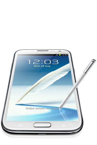 Samsung Galaxy Note II - 3