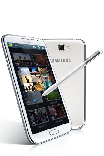 Samsung Galaxy Note II - 1