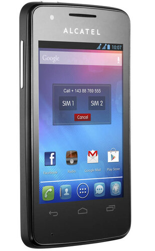 Alcatel One Touch 4030D S´POP - 1