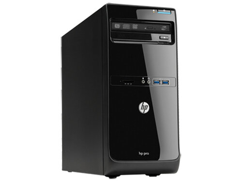 HP Pro 3500 Microtower - 2