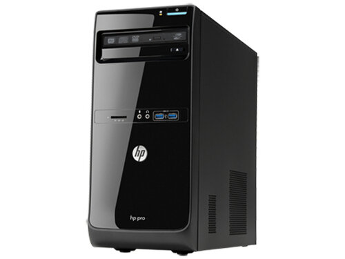 HP Pro 3500 Microtower - 1
