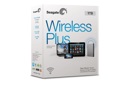 Seagate Wireless Plus #2