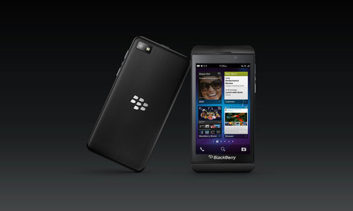 BlackBerry Z10 - 1