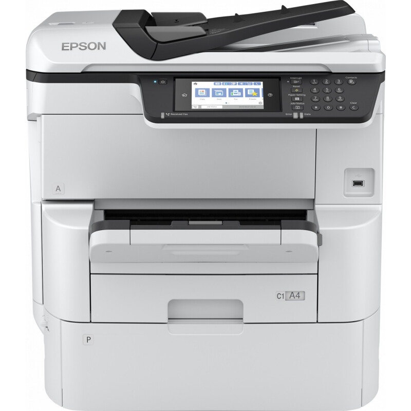 Epson WorkForce Pro WF-C878R #1