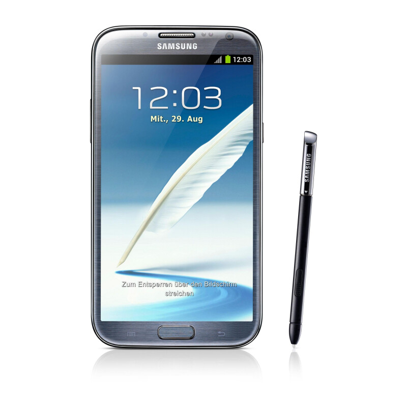 Samsung Galaxy Note II - 22