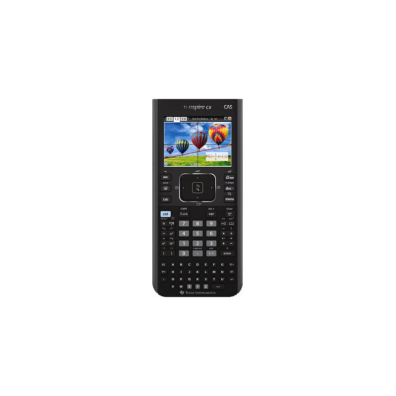 Texas Instruments Nspire CX CAS #1