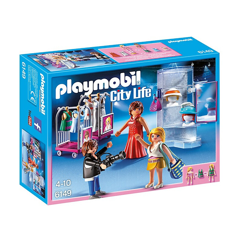 Playmobil City Life Fashion Photoshoot 6149 #1