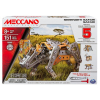 Meccano 5 Model Set, Serengeti Safari