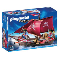 Playmobil Pirates Soldiers' Patrol Boat 6681