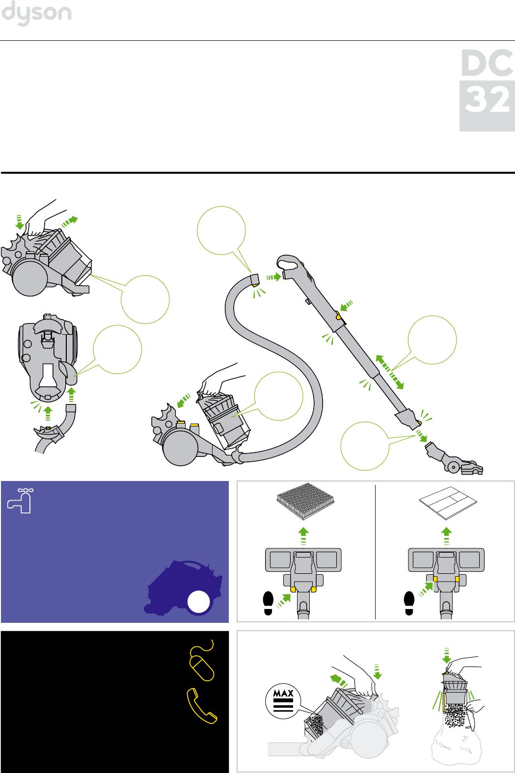 Инструкция дайсон беспроводной пылесосы дайсон официальный сайт цены насадки