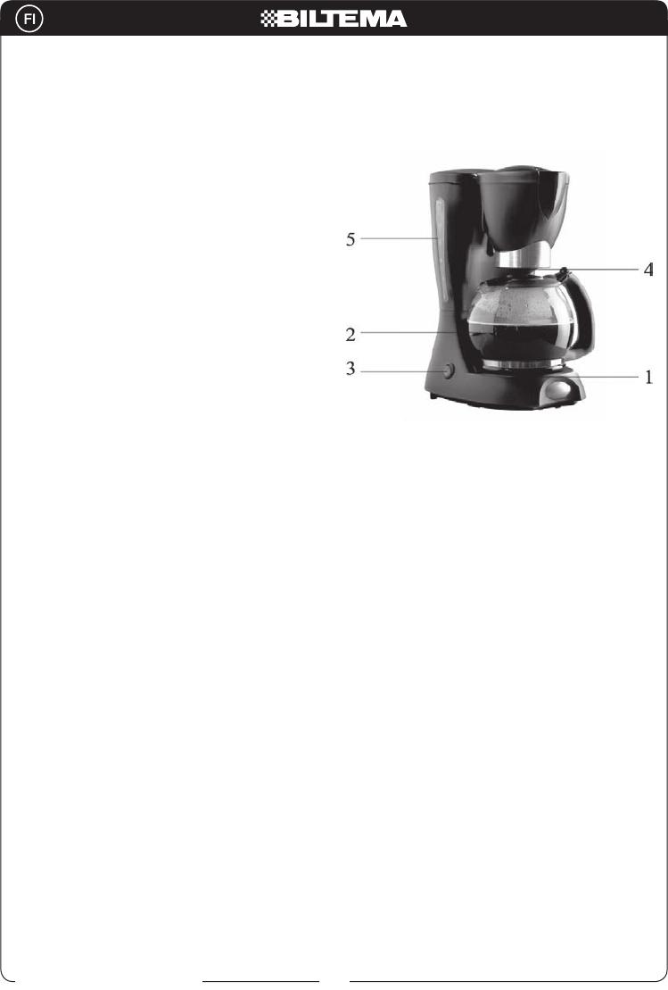 biltema kahvi